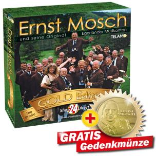 Die große Gold-Edition + GRATIS Gedenkmünze