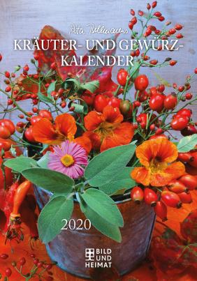 Rita Bellmanns Kräuter- und Gewürzkalender 2020