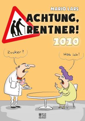 Achtung, Rentner! 2020