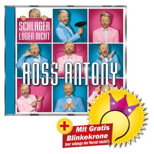 Schlager lügen nicht + GRATIS Blinke-Krone