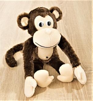 Plüschtier Lachender Affe