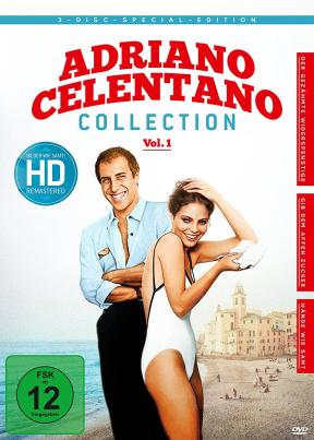 Adriano Celentano - Collection Vol. 1 + Vol. 2