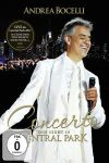 Andrea Bocelli Concerto - One Night in Central Park