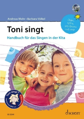 Toni singt, m. Audio-CD