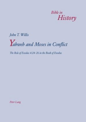 Yahweh and Moses in Conflict