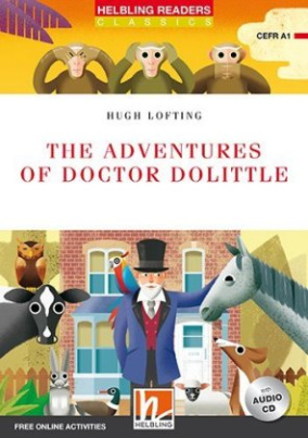 The Adventures of Doctor Dolittle, w. Audio-CD