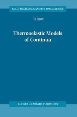 Thermoelastic Models of Continua