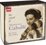 Sound of Montserrat Caballe
