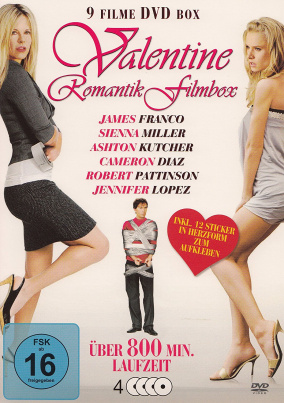 Valentine Romantik Filmbox