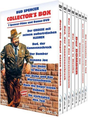 Bud Spencer Collector's Box
