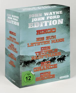 John Wayne / John Ford Edition