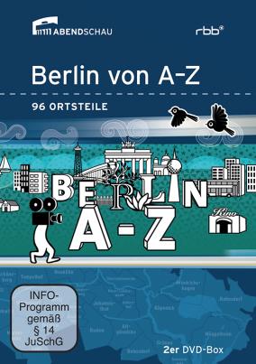 Berlin von A - Z - 96 Ortsteile