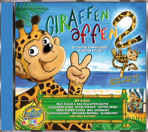 Giraffenaffen 2 (CD)