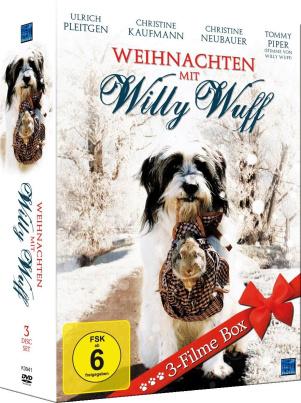 Weihnachten mit Willy Wuff Folge 1-3