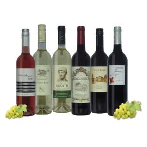 Kennenlern-Weinpaket 6er-Set