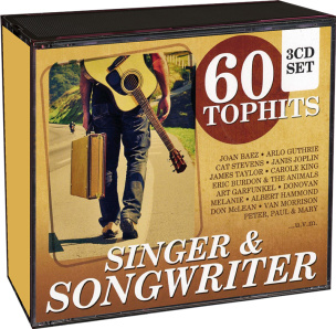 60 Top Hits - Singer & Songwriter