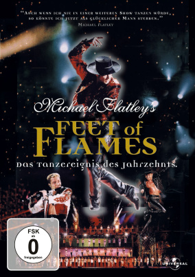 Michael Flatley's - Feet of Flames