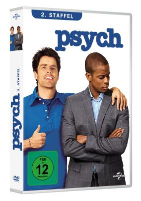 Psych 2. Staffel