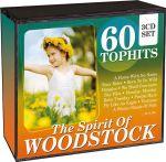60 Top Hits - The Spirit of Woodstock