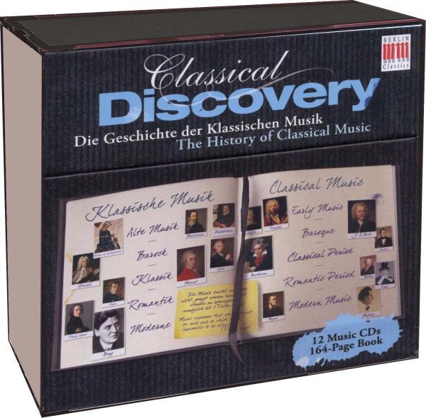 Classical discovery for Discovery 24 shop