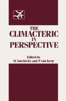 The Climacteric in Perspective