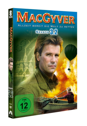 MacGyver - Season 3, Vol. 2