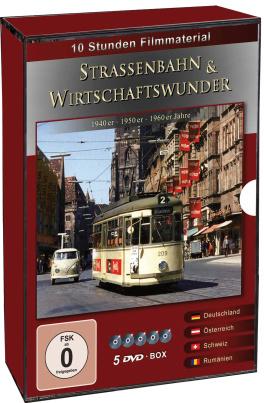 Straßenbahn & Wirtschaftswunder
