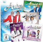 Amigos Geschenk-Paket (mit Mega-Fanaufkleber)