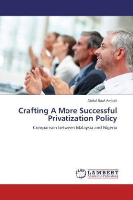 Crafting A More Successful Privatization Policy