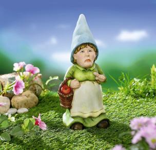 Gartenzwerg Angie