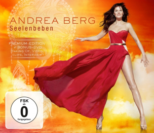 Andrea Berg - Seelenbeben Premium LIMITIERT + EXKLUSIV Fanarmband