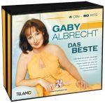 Gaby Albrecht-Das Beste  + 200 Spitzenschlager