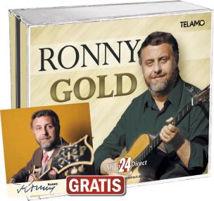 Ronny - Gold EXKLUSIV mit Autogrammkarte