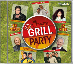 Die Ultimative Grillparty