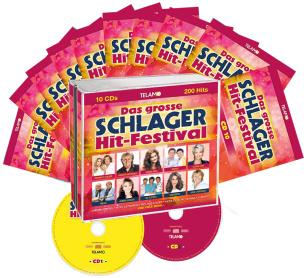 Das grosse Schlager Hit-Festival