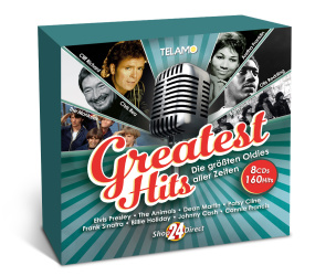 Greatest Hits - Die größten Oldies aller Zeiten