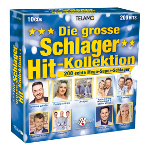 Die grosse Schlager Hit-Kollektion