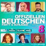 Die offiziellen deutschen Party & Schlager Charts Vol. 8