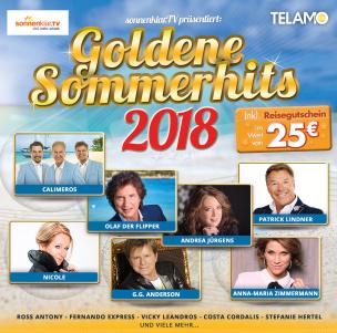 sonnenklar.TV präsentiert: Goldene Sommerhits 2018