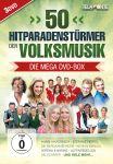 50 Hitparaden - Stürmer der Volksmusik - Die Mega DVD
