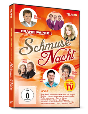 Frank Papke präsentiert: Schmusenacht