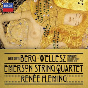 Berg: Lyric Suite / Wellesz: Sonnets, 1 Audio-CD