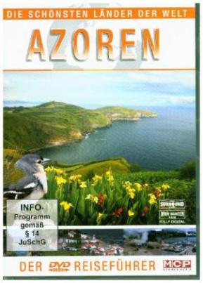 Die schönsten Länder der Welt - Azoren, 1 DVD
