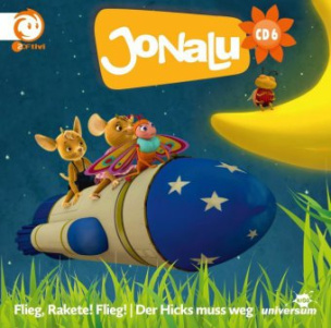 JoNaLu, 1 Audio-CD. Tl.6