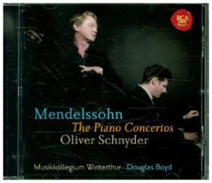 Piano Concertos, 1 Audio-CD