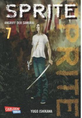 Sprite - Angriff der Samurai. Bd.7