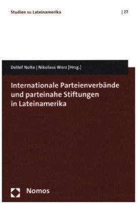 Internationale Parteienverbände und parteinahe Stiftungen in Lateinamerika