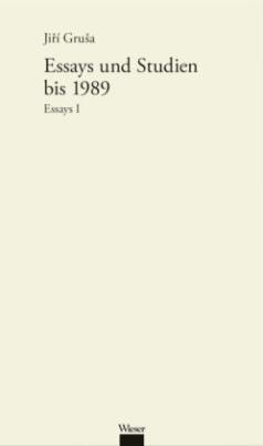 Essays. Bd.1