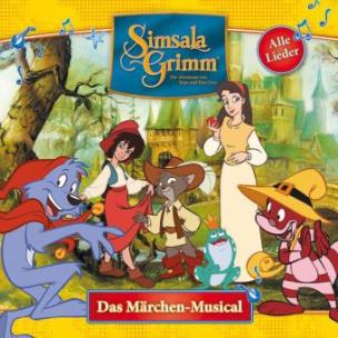 SimsalaGrimm - Das Märchen-Musical, 1 Audio-CD