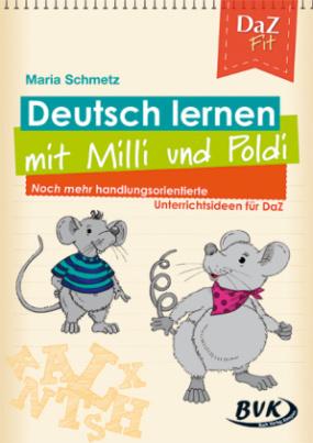 Deutsch lernen mit Milli und Poldi